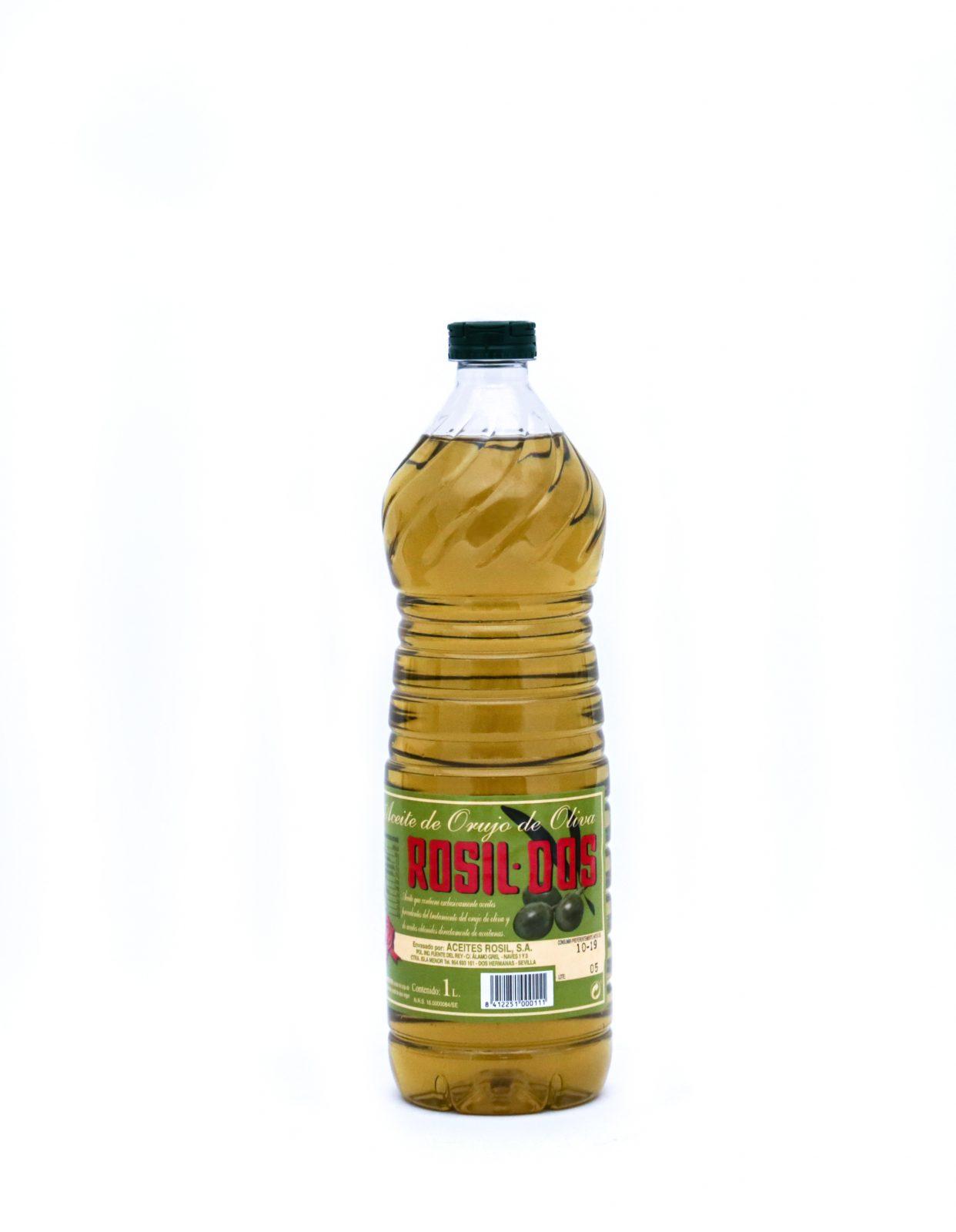 Aceite de Orujo de Oliva Rosil