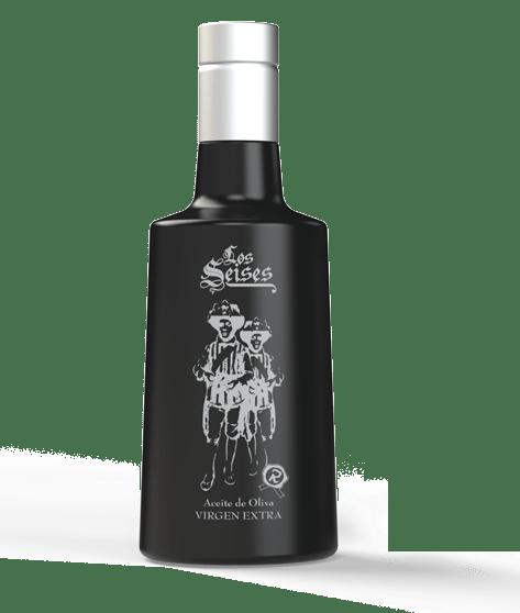 Aceite de Oliva Virgen Extra Los Seises - Productos Aceites Rosil