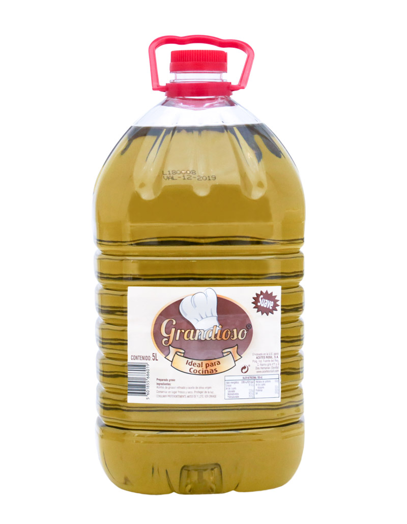 Aceite de oliva Virgen Extra Grandioso